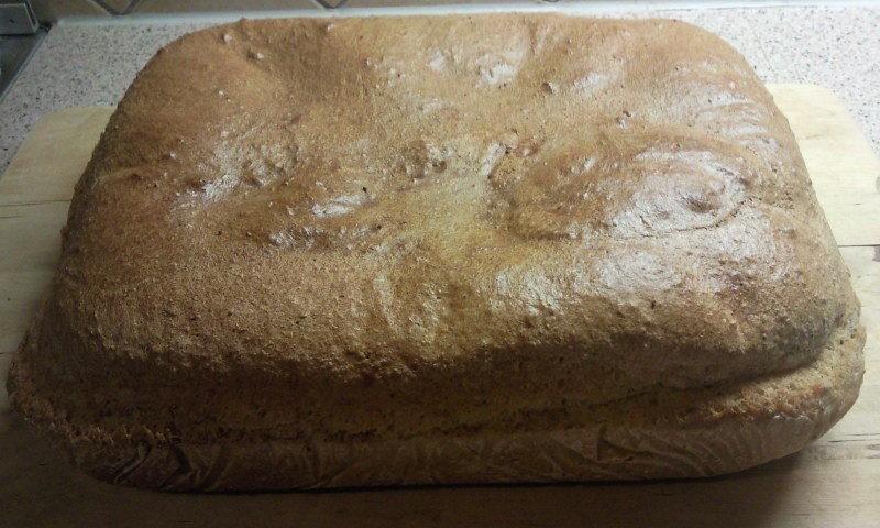 Babiččin chleba