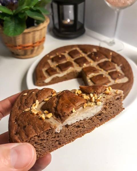 BLOG Rychlé Fit Recepty: Mřížkový koláč
