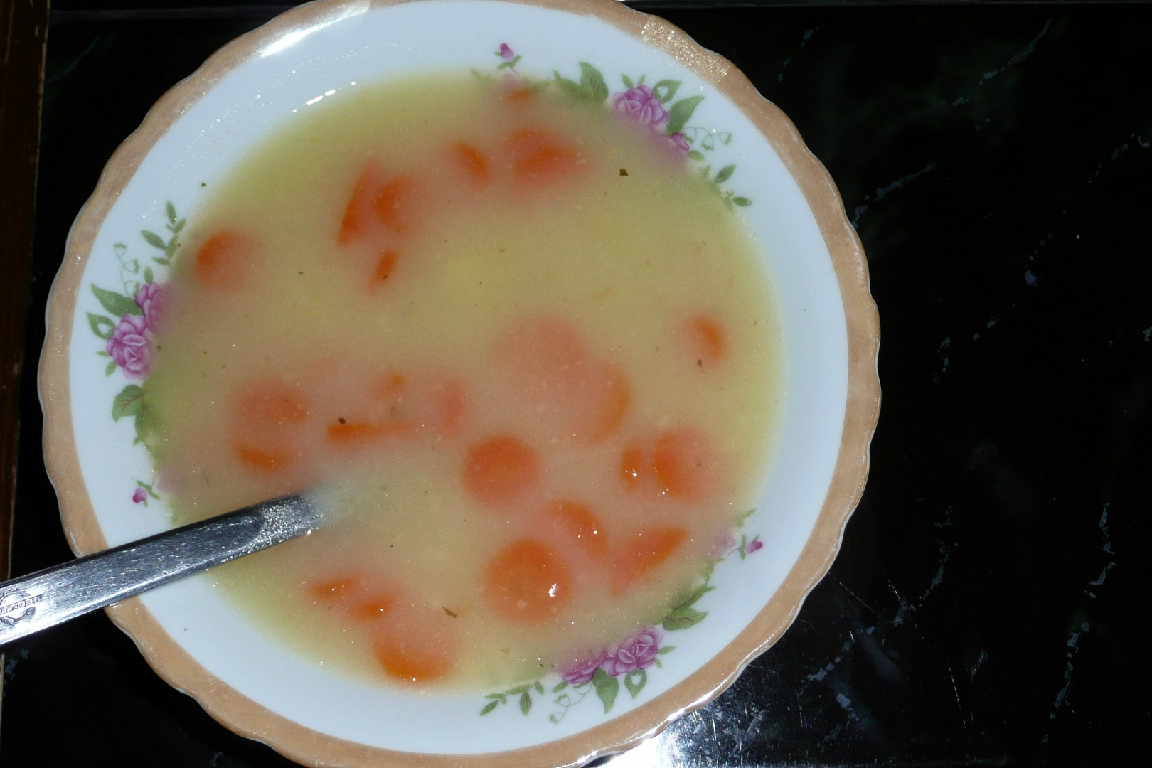 Bobková polívka