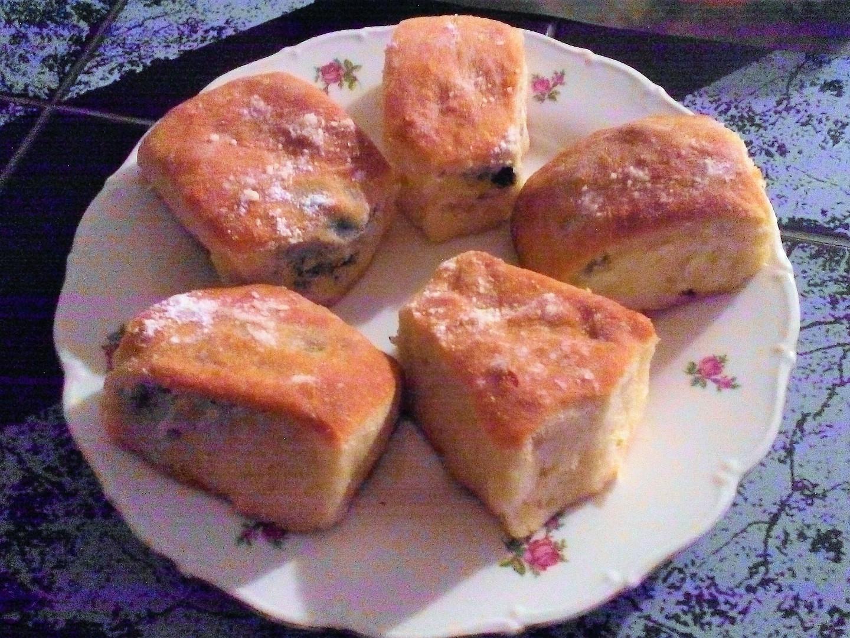 Buchty - hrnkový recept