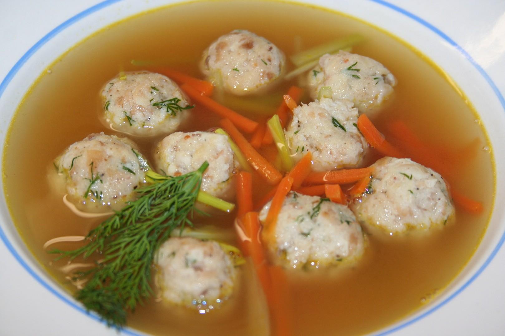 Čirá rybí polévka z Kampy