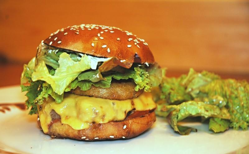 Domácí housky na burgery