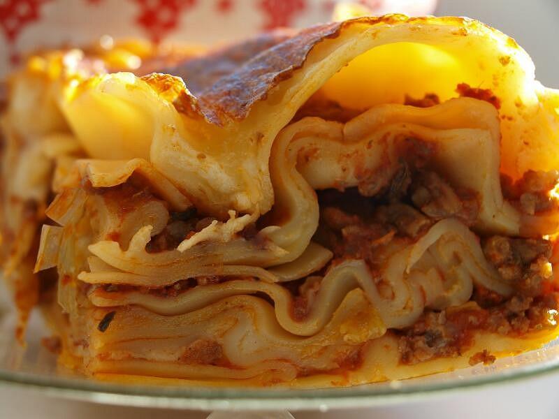 Lasagne (original) Hanka1988
