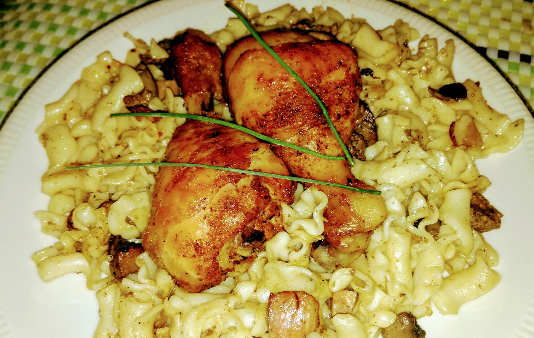 Maminčino kuře – klasický recept