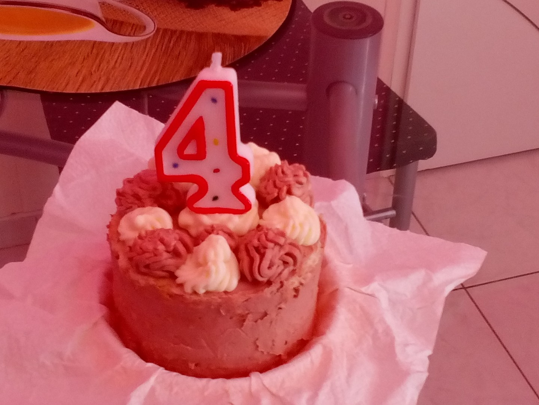 Narozeninový dort pro pejska