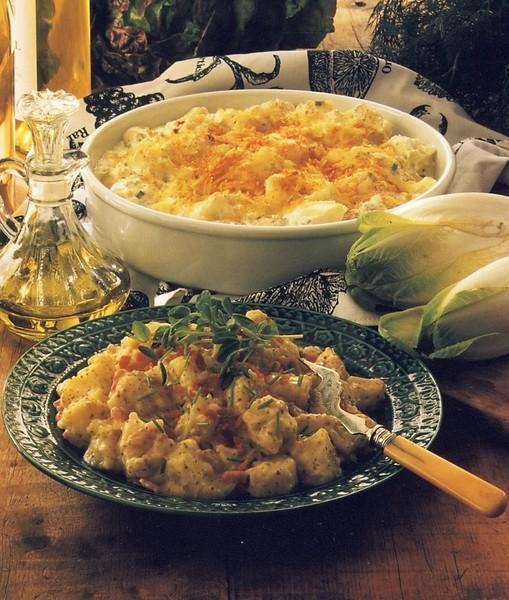 Salát z horkých brambor