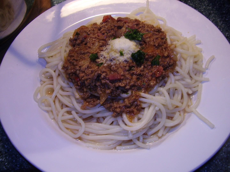 Špagety ala Ivana