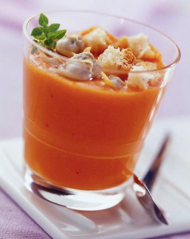 Španělské gazpacho