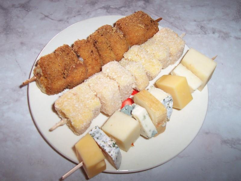 Sýrový špíz