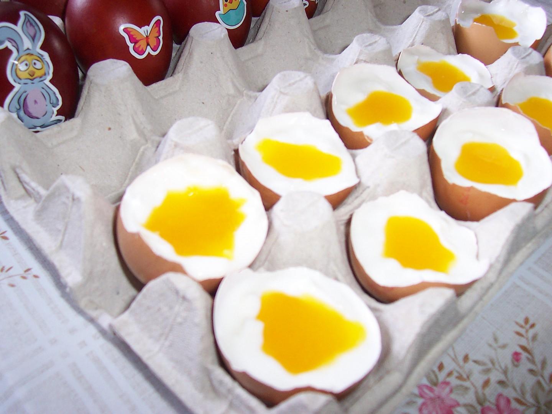 Velikonoční vajíčka sladká